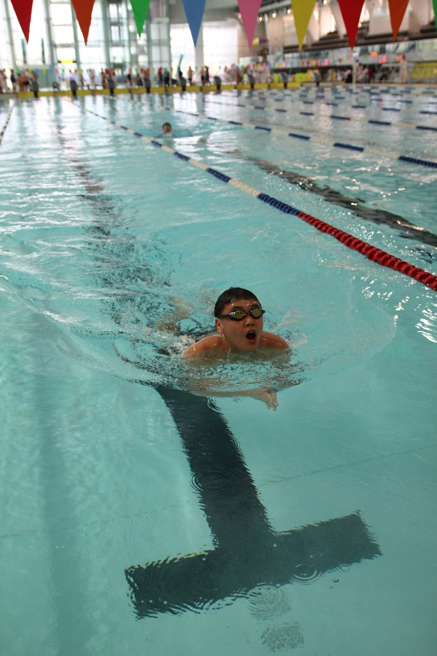 Annual Swimming Gala 2015-16   King's College 英皇書院