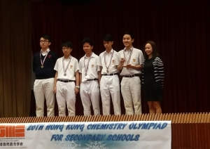 Hong Kong Chemistry Olympiad for Secondary Schools 2016 – 20...