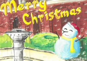 King's College Christmas Card Design Competition 2019