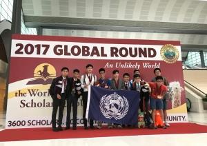 World Scholar's Cup 2017