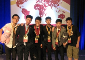 The World Scholar's Cup in Bangkok