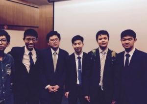 Junior Hong Kong Schools Speaking and Debating Tournament