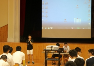 Alumni Sharing on HKDSE papers