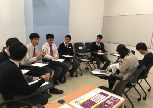 S.6 HKU Mock Interview Workshop