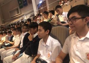 清華大學招生宣講會