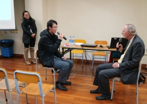 S.6 HKU Mock Interview Talk