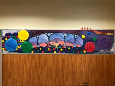 Inter-Class Board Display Competition