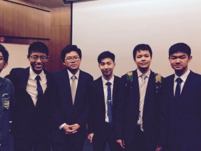 Junior Hong Kong Schools Speaking and Debating Tournament