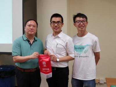 S6 Student Development Day – Jupas Talk