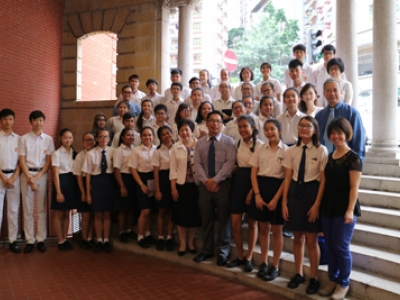Visit by Singapore Juying Secondary School