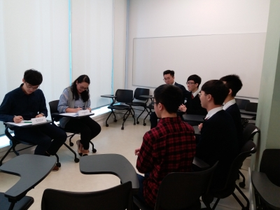 S.6 HKU Mock Interview Workshop