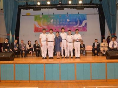Student Mentorship Scheme (警學關係大使委任儀式)