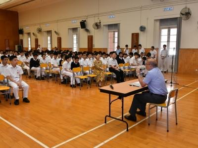Forum with Principal (我和校長有個聚會)