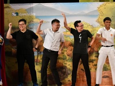 Dove Tales Drama Show - A Midsummer Night's Dream