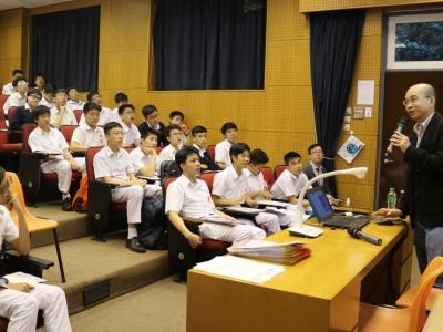 恆生管理學院及統計學系講座