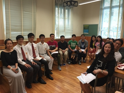 The University of Hong Kong: Academic Consultation Session for Secondary 5 & 6