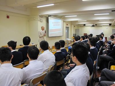 King's College Job Shadow Programme: Job Search Preparation Workshop