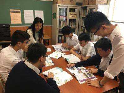 Careers Corner & SALC workshop