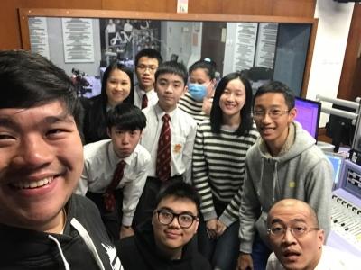 「新人類大世界」學生主持(2017至2018年度)招募