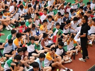 S1 Student Development Day - School-based Discipline Training Day