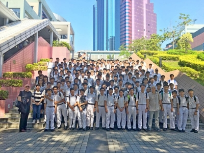 S3 Student Development Day - Visits to HK Science Museum and HK Museum of History