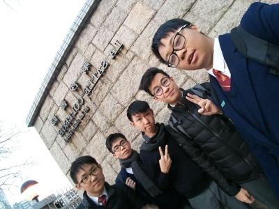 清華大學學生分享會─「香港學生在清華」