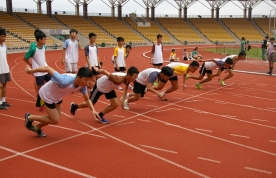 Annual Athletics Meet Part I