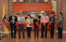 Opening Ceremony of Tuck Shop